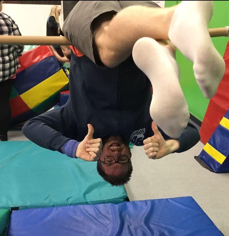Wayne Upside Down