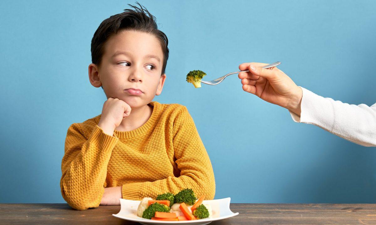Vegetables Vs Children - The Eternal Battle
